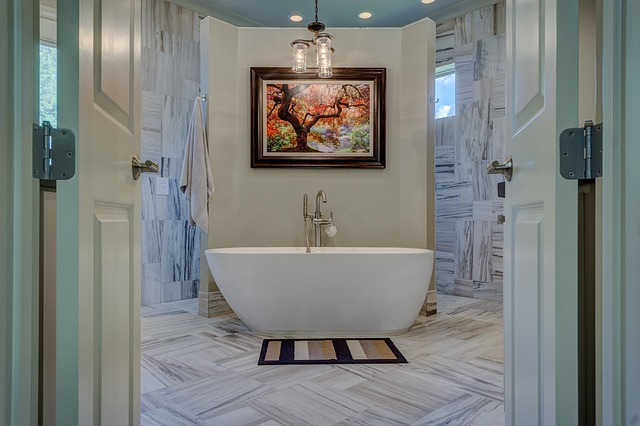 Zoom sur les baignoires les plus tendances