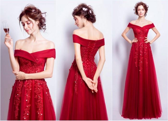 quelles couleurs de robe pour les brunes