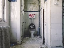 rénover toilettes