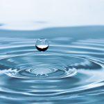 fuite d'eau goutte