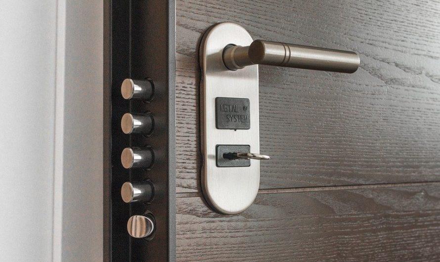 Quelle serrure choisir pour une porte blindée ?